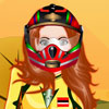 Street bike racer dressup Online Miscellaneous game