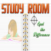 Study Room Spot the Difference Online Puzzle game