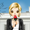 Stylish Journalist Online Puzzle game