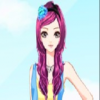 Summer Fashion Girl Online Arcade game
