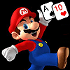 Super Mario Blackjack Online Strategy game