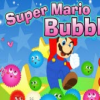 Super Mario Bubbles Online Puzzle game