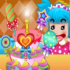 Sweet Lollipop Cake Online Arcade game