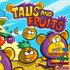 Talis And Fruits Online Puzzle game