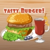 Tasty Burger Cooking Online Miscellaneous game