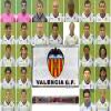 Team Of Valencia Cf 201011 Puzzle Online Puzzle game