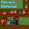 Terrain Defense Online Strategy game