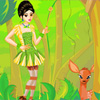 The Forest Fairy Online Puzzle game