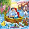The little mermaid Puzzle 1 Online Puzzle game