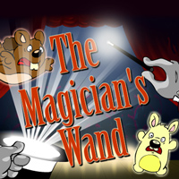 The Magicians Wand Online Action game