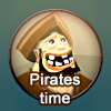 The Pirates Time Online Puzzle game