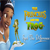 The Princess and the Frog Spot the Difference Online Miscellaneous game