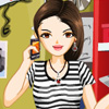 The Technical  Savvy Girl Fashion Game Online Miscellaneous game