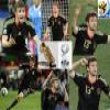 Thomas Muller top scorer World Cup Soccer South Africa 2010 Puzzle Online Action game