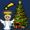 Christmas Angel Online Arcade game