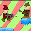 Christmas Elves Online Action game