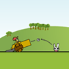 Kill The Wabbits Online Arcade game