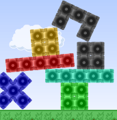 Tower of Blocks Online Puzzle game