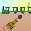TrainsnLetters Online Puzzle game
