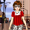 Trendy Sarah in Old Street Online Arcade game