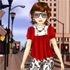 Trendy Sarah in Old Street Online Arcade game