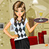 Trendy Waitress Girl Online Miscellaneous game