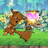 Tribe Boy Vs Monsters _all skills open version Online Action game