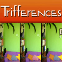 Trifferences Online Puzzle game