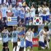Uruguay South Korea, Eighth finals, South Africa 2010 Puzzle Online Puzzle game