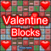 Valentine Blocks Online Puzzle game