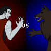 Vampires vs Werewolves TicTacToe Online Miscellaneous game