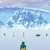 Vancouver Ski Olympics Online Arcade game