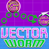 Vector Worm Online Puzzle game