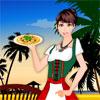 Waitress Girl Dress Up Online Girls game