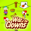 War of the Clowns Online Shooting game