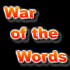 War of the Words Online Action game