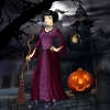Wiccan Halloween Dress Up Online Miscellaneous game