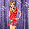 Wonder Girl Dress Up Online Puzzle game