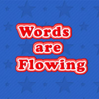 Words Are Flowing Online Puzzle game