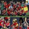 Spain World Champions of the Football World Cup 2010 Puzzle Online Puzzle game