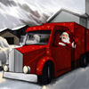 Xmas Truck Parking Online Sports game