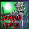 Zombie Three Online Puzzle game